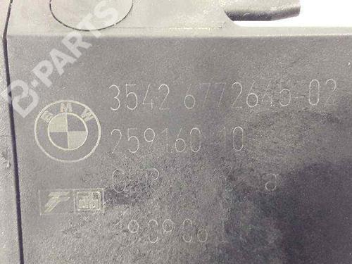 Pedal BMW 3 Coupe (E92) 330 d 35426772645 | 35426772645 | CONECTOR DE 6 PINES | 39885340