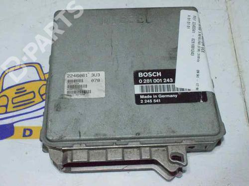 2245541 - 0281001243 | Centralina do motor 3 (E36) 318 tds (90 hp) [1995-1998]  1159144