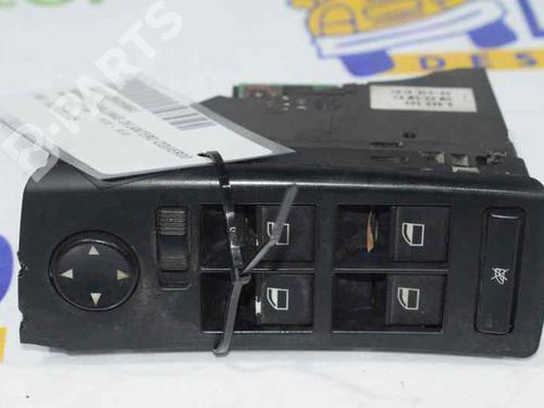 61316962505 | Fensterheberschalter links vorne X5 (E53) 3.0 d (184 hp) [2001-2003]  1362941