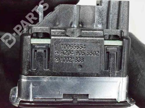 Mando elevalunas trasero izquierdo MERCEDES-BENZ GLK-CLASS (X204) 220 CDI 4-matic (204.984) A2049055502   20200141
