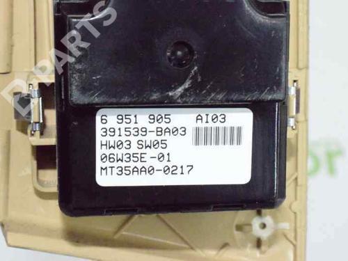 Comutador vidro frente esquerdo BMW 5 (E60) 520 d 61316951904 | 6951905 | 20060003