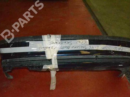 AZUL OSCURO | 4 PUERTAS | Bagtil kofangere 3 (E46) 330 d (184 hp) [1999-2005]  1158396