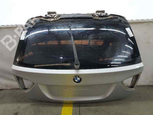 Heckklappe BMW 3 (E90) 320 d 41627166105 | 41627166105 | COLOR GRIS PLATA 354, SIN ACCESORIOS, VER FOTOS. | 36329054