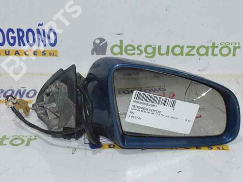 ELECTRICO 5 PINES   4 PUERTAS AZUL CLARO   Außenspiegel rechts A4 (8EC, B7) 2.0 TDI 16V (140 hp) [2004-2008]  1159016