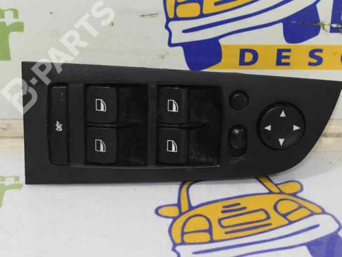 61319217333 | 6948632 | Comutador vidro frente esquerdo 3 (E90) 320 d (177 hp) [2007-2010]  1361783