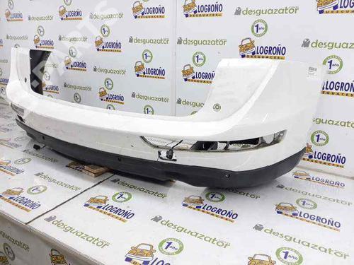 Bagtil kofangere AUDI Q5 (8RB) 3.0 TDI quattro 8R0807511 | 8R0807303 | COLOR BLANCO,TIENE ANCLAJES ROTOS Y ROCES,VER FOTOS | 20043723