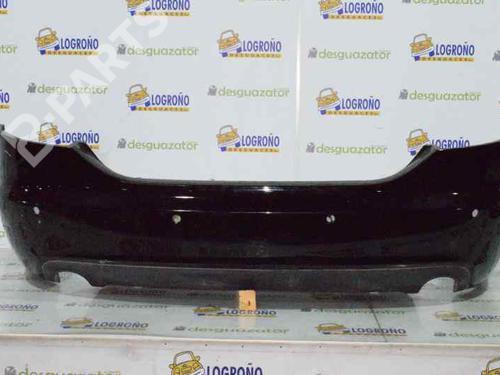 NEGRO   Bagtil kofangere A6 (4F2, C6) 3.0 TDI quattro (225 hp) [2004-2006] BMK 817363
