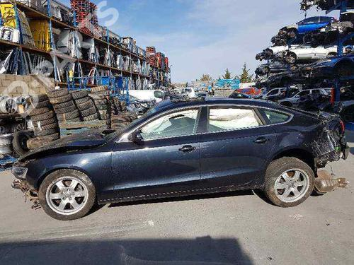 Left Sun Visor AUDI A5 Sportback (8TA) 2.0 TDI 8U0857551J | 8U0857551J7C0 | 29508664