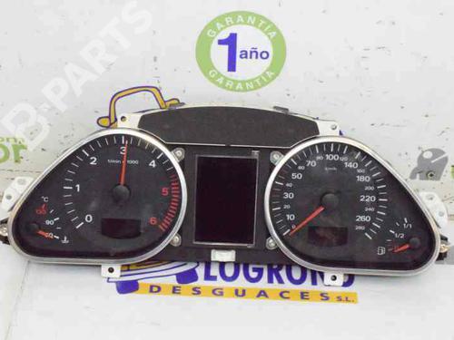 4L0920932B | 4L0920930T | 4F0910930C | Instrument Cluster Q7 (4LB) 3.0 TDI quattro (233 hp) [2006-2008] BUG 1298685