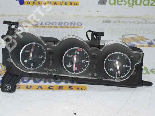 60696626 | Compteur de vitesse 159 (939_) 1.9 JTDM 16V (939AXC1B, 939AXC12) (150 hp) [2005-2011] 939 A2.000 794780