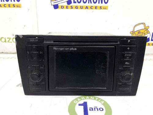4B0035192F | Bilradio ALLROAD (4BH, C5) 2.7 T quattro (250 hp) [2000-2005]  2980088