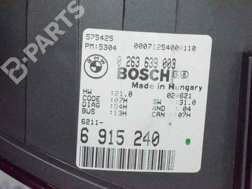 Kombinert Instrument BMW 3 Compact (E46) 320 td 62116985658 | 6915240 | 62116985646 | 20209082