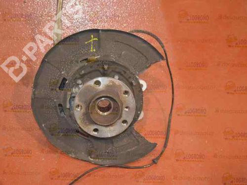 Venstre hjullagerhus spindel BMW X5 (E70) 3.0 sd 33326770981   33326879101   19871734