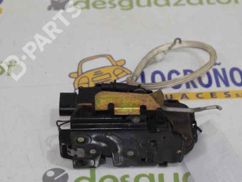 4B1837015B | Serrure avant gauche A6 (4B2, C5) 2.5 TDI (155 hp) [2001-2005]  1159702