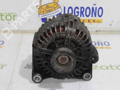 12317797660 | 7797660 | 2543236A | Alternador X5 (E53) 3.0 d (184 hp) [2001-2003]  791572
