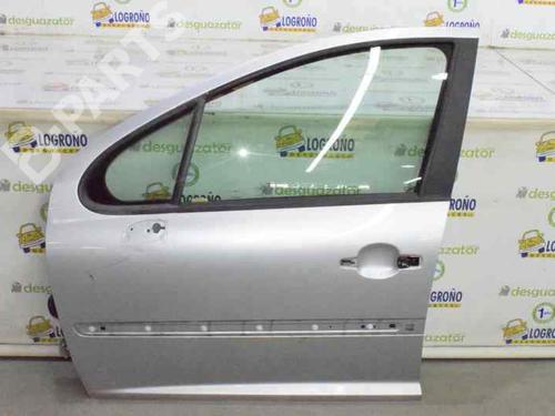 GRIS PLATA   Porta frente esquerda 207 (WA_, WC_) 1.4 16V (95 hp) [2007-2013] 8FS (EP3) 1452506