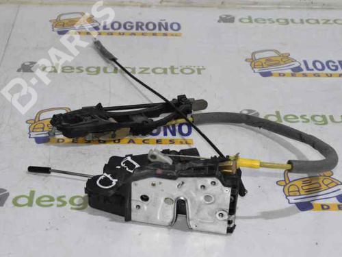 Højre fortil lås 3 (E46) 320 d (150 hp) [2001-2005]  1159789