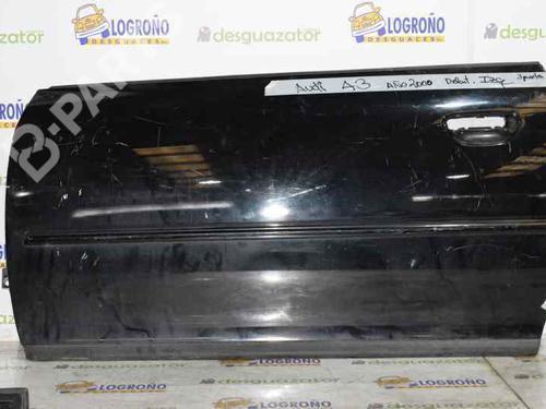 3 PUERTAS | NEGRO | Tür links vorne A3 (8L1) 1.9 TDI (100 hp) [2000-2003]  1158458