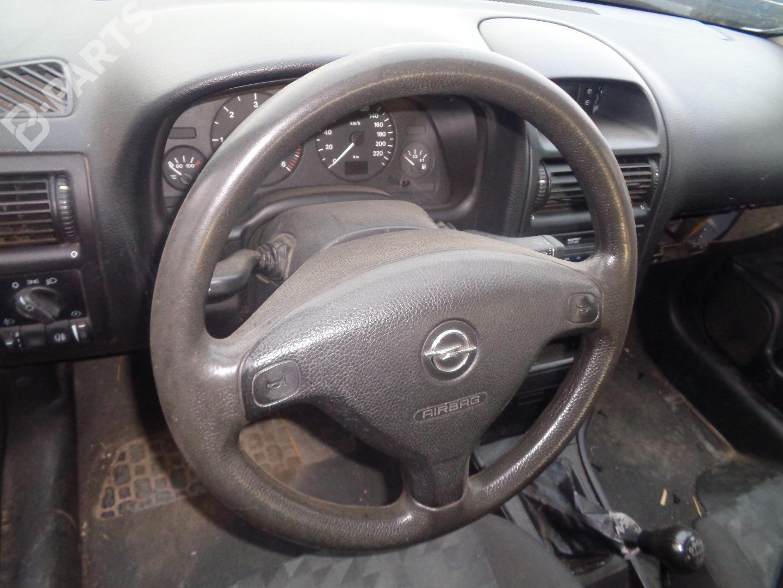 Copertura airbag Volante 12 42 350 Opel Zafira A F75 1999-2005 Autoparts