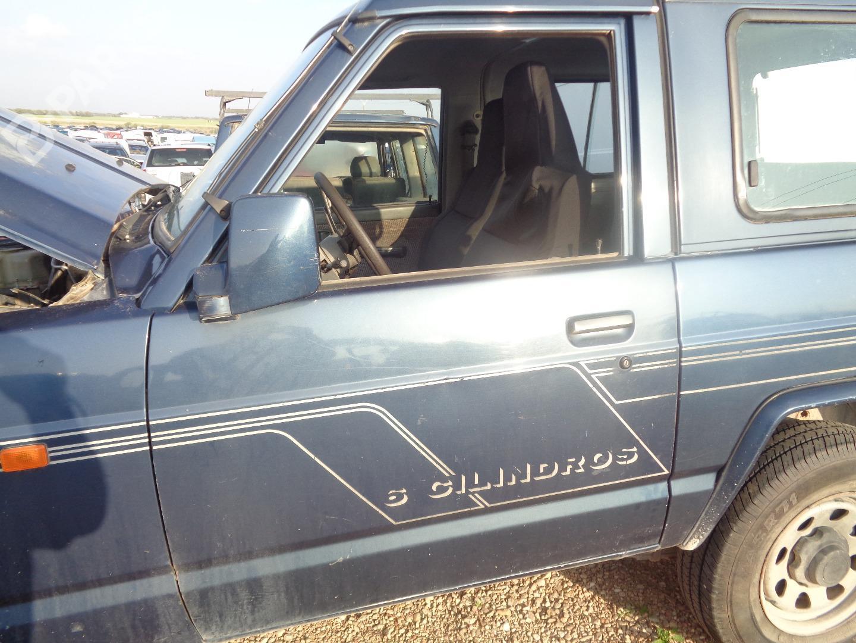 Left Front Door Nissan Patrol Iii 2 Hardtop K260 2 8 D B Parts