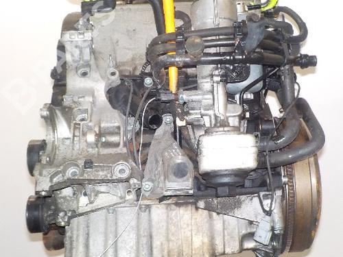 : BKE031845 Motor A4 (8E2, B6) 1.9 TDI (116 hp) [2004-2004] BKE 1184118