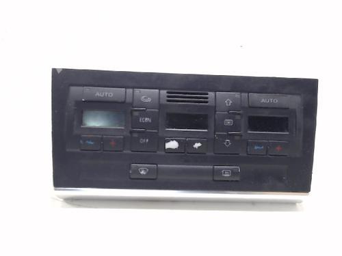 : 8E0820043AA Klimabedienteil A4 Convertible (8H7, B6, 8HE, B7) 2.5 TDI (163 hp) [2002-2005] BDG 2671092