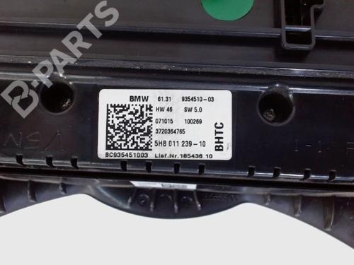Mando climatizador MINI MINI (F55) Cooper SD : 935451003 42818176
