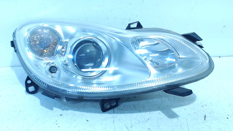Headlamp Headlight Right O//S Driver Side Smart ForTwo  Coupe Cabrio 451 2007-On