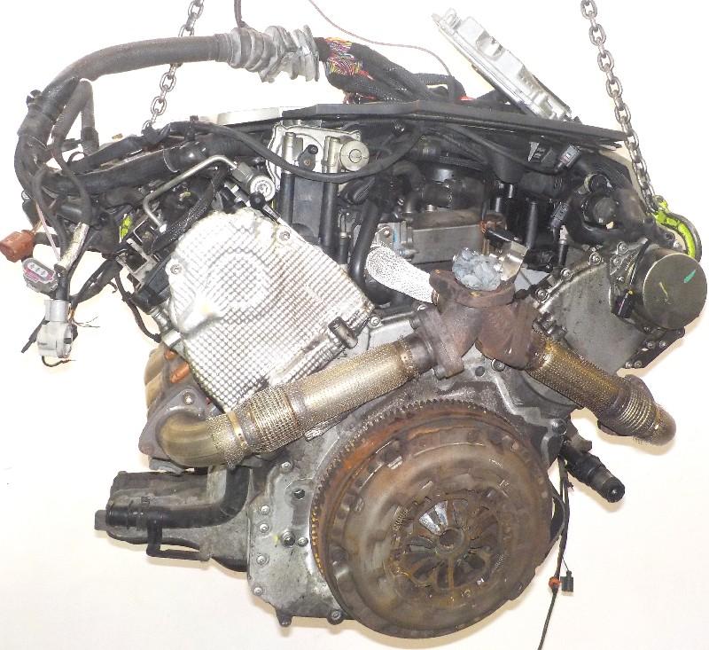 Engine Audi A4 Avant 8ed B7 3 0 Tdi Quattro Asb B Parts