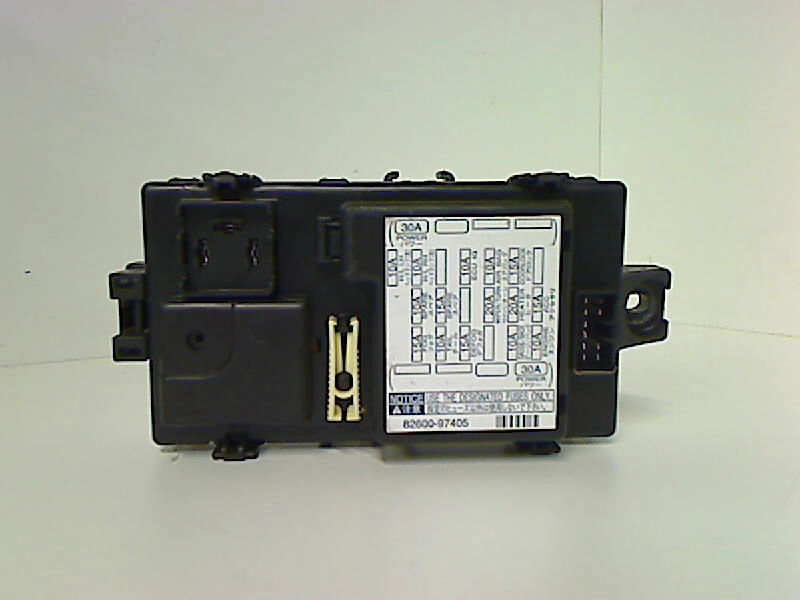 daihatsu yrv fuse box location fuse box daihatsu sirion  m1  1 3 sport 8260097405 b parts  fuse box daihatsu sirion  m1  1 3 sport