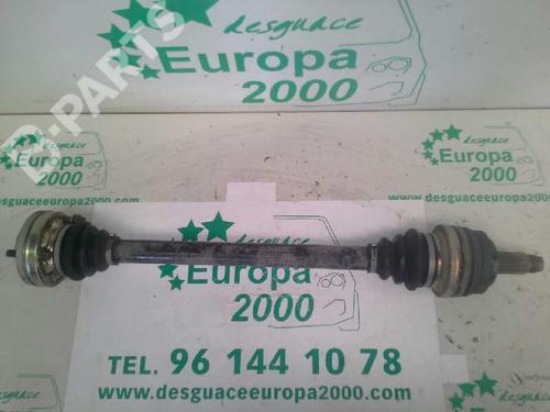 1229496AL01 Drivaksel bagtil Højre 3 (E46) 320 d (129 hp) [1998-2001] M47 D20 (204D1) 589100