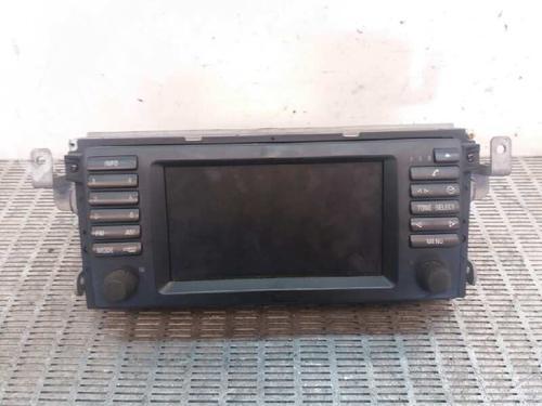 65526913387 | Bilradio 5 (E39) 540 i (286 hp) [1996-2003] M62 B44 (448S2) 596618