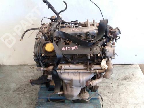 937A3000 Moteur 147 (937_) 1.9 JTDM 8V (937.AXD1A, 937.AXU1A, 937.BXU1A) (120 hp) [2005-2010] 937 A3.000 130862