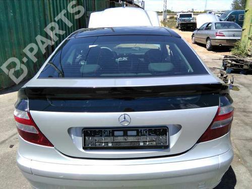 Porton trasero MERCEDES-BENZ C-CLASS Coupe (CL203) C 180 (203.735)  15855953