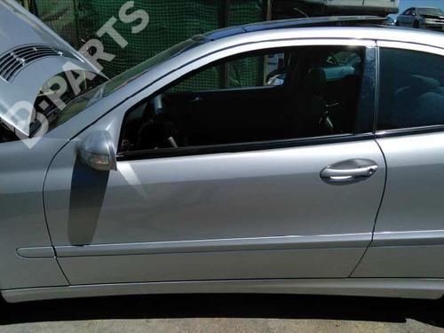 Puerta delantera izquierda MERCEDES-BENZ C-CLASS Coupe (CL203) C 180 (203.735)  12642095