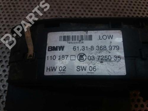 Comutador vidro frente esquerdo BMW 5 (E39) 525 tds 61318368979 8337371