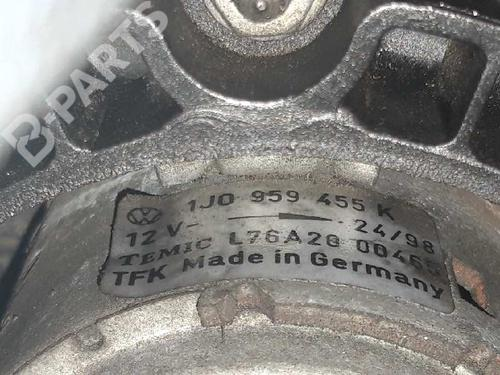 Radiator Fan 1J0959455K AUDI, A3 (8L1) 1.9 TDI(5 doors) (110hp), 1997-1998-1999-2000-2001 16033252