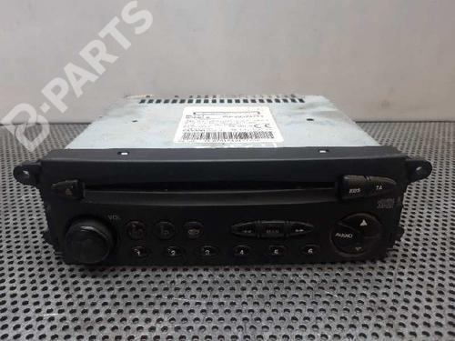 96641650XT Bilradio XSARA PICASSO (N68) 1.6 HDi (90 hp) [2005-2011] 9HX (DV6ATED4) 3020886