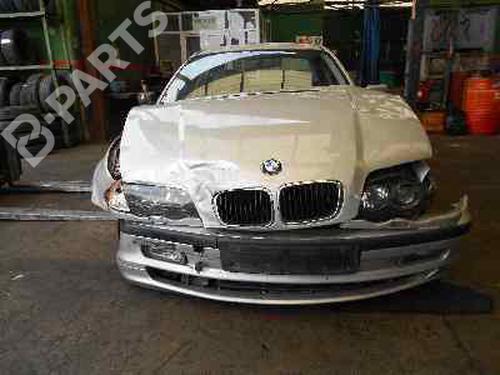 Pára-choques traseiro BMW 3 (E46) 320 d  38157873