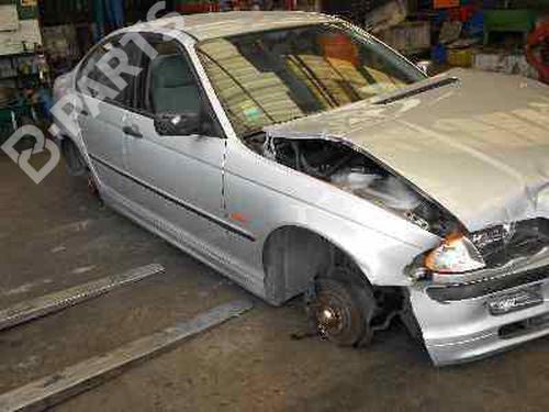 Pára-choques traseiro BMW 3 (E46) 320 d  38157874