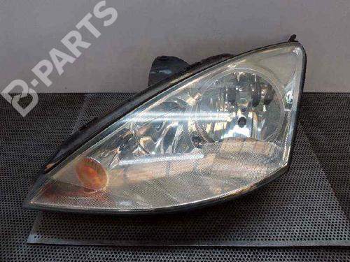 Left Headlight FOCUS (DAW, DBW) 1.8 TDCi (115 hp) [2001-2004] F9DA 4250574