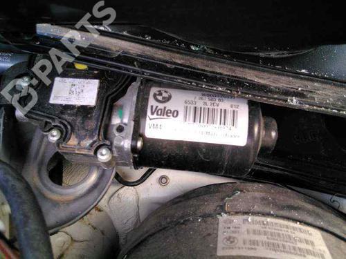 Front wiper motor BMW 1 (F20) 116 d 726750303 | 24074103