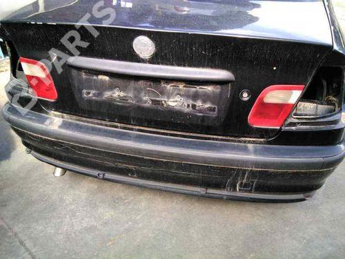 Bagtil kofangere BMW 3 (E46) 320 d  24072871