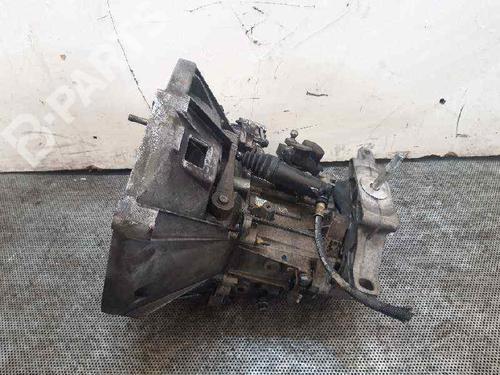 21759962696   Caixa velocidades manual DOBLO MPV (119_, 223_) 1.9 JTD (105 hp) [2003-2021] 223 B1.000 4086860