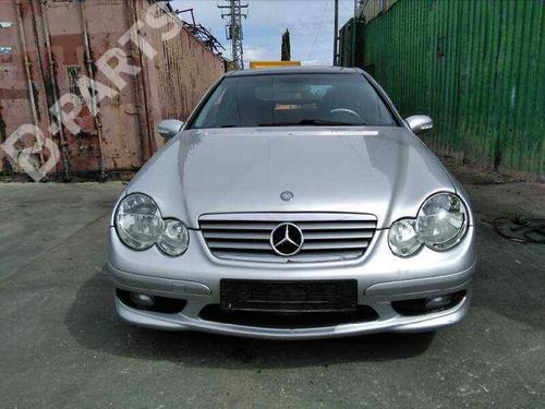 MERCEDES-BENZ C-CLASS Coupe (CL203) C 180 (203.735)(5 Puertas) (129hp) 2001-2002 38042194