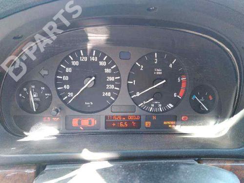 Differential, bag BMW 5 (E39) 525 tds  37844306