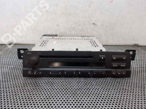 Bilradio BMW 3 (E46) 316 i (105 hp) 6512693243001   10878810  