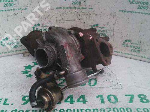 VA60A9502 Turbo VOYAGER II (ES) 2.5 TD (118 hp) [1992-1995]  171668