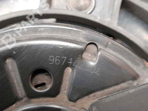 Køleventilator elektrisk BMW 3 (E46) 318 i 967142304   3137227784   BOSCH   36232705