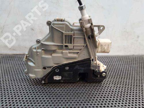Türschloss links hinten AUDI A6 Allroad (4GH, 4GJ, C7) 3.0 TDI quattro (272 hp) 4G0839015E |